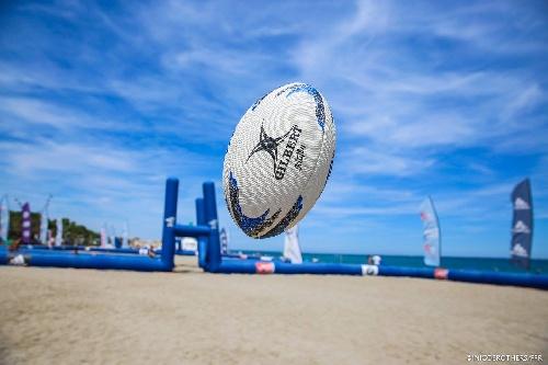 Finale Championnat de France de Beach Rugby