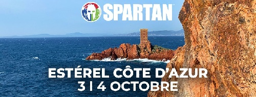 Estérel Côte D'Azur : nouvelle destination Spartan !