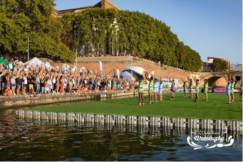 WATERUGBY à Toulouse : les meilleures équipes amateurs s'affronteront à nouveau en septembre !