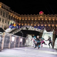 illustration : Marseille en ébullition pour le Red Bull Crashed Ice