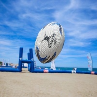 illustration : Finale Championnat de France de Beach Rugby