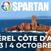 illustration : Estérel Côte D'Azur : nouvelle destination Spartan !